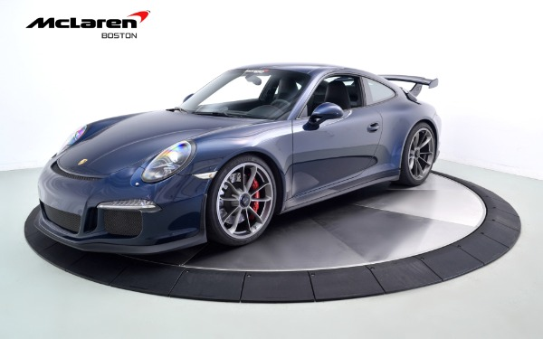 Used 2015 Porsche 911 GT3-Norwell, MA