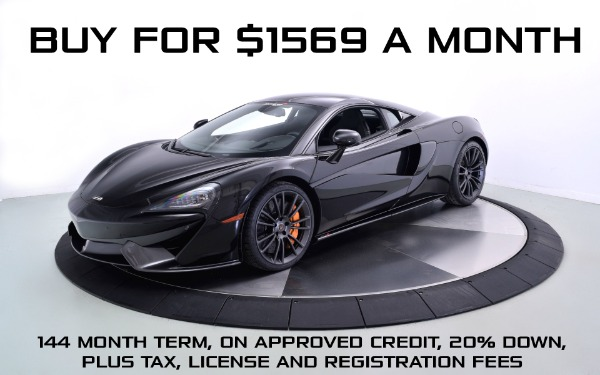 New 2018 McLaren 570S-Norwell, MA