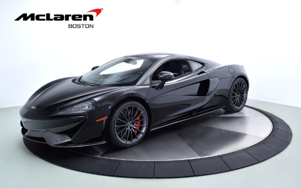 Used 2018 McLaren 570GT-Norwell, MA