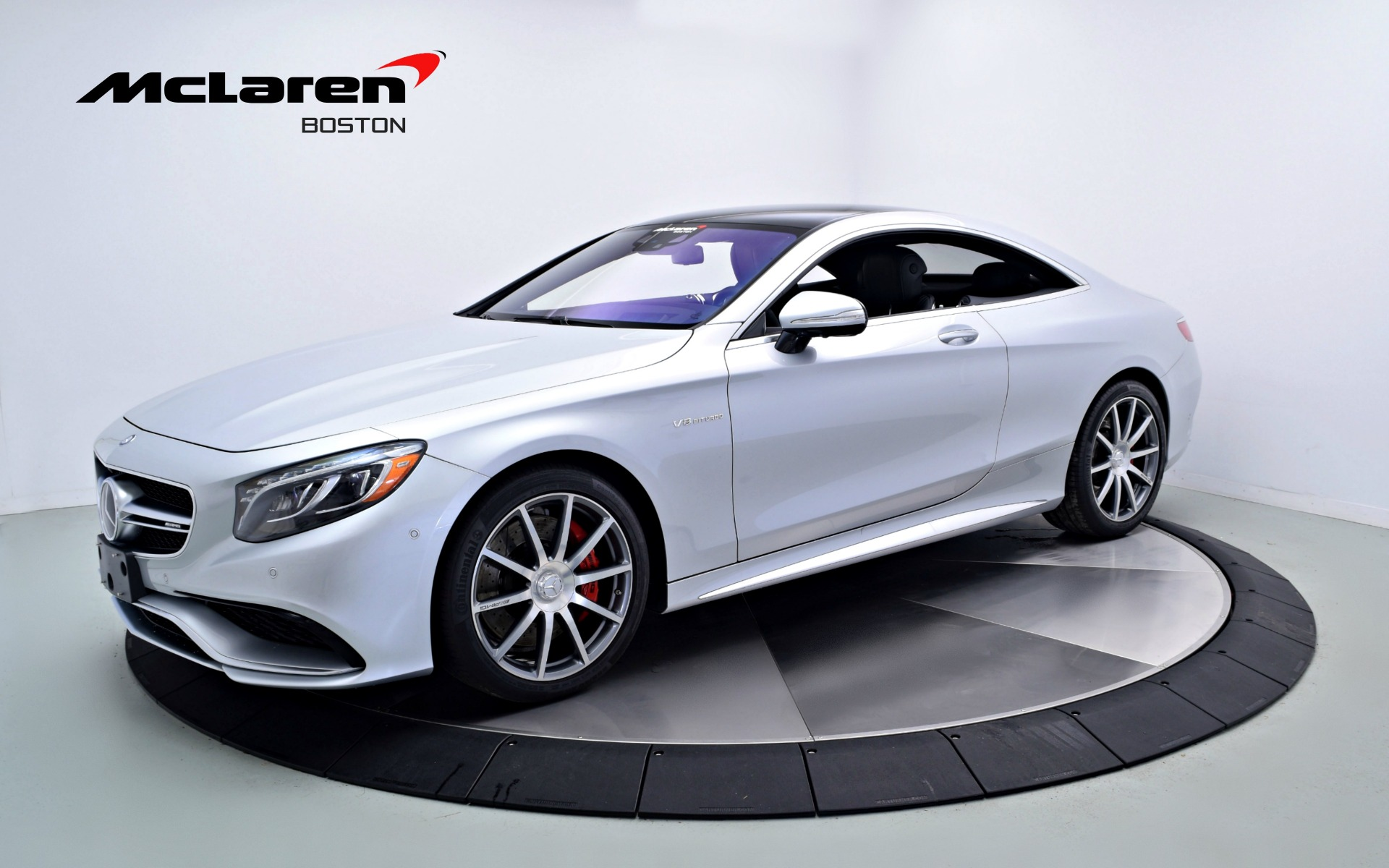 Used 2015 Mercedes Benz S63 AMG S 63 AMG | Norwell, MA
