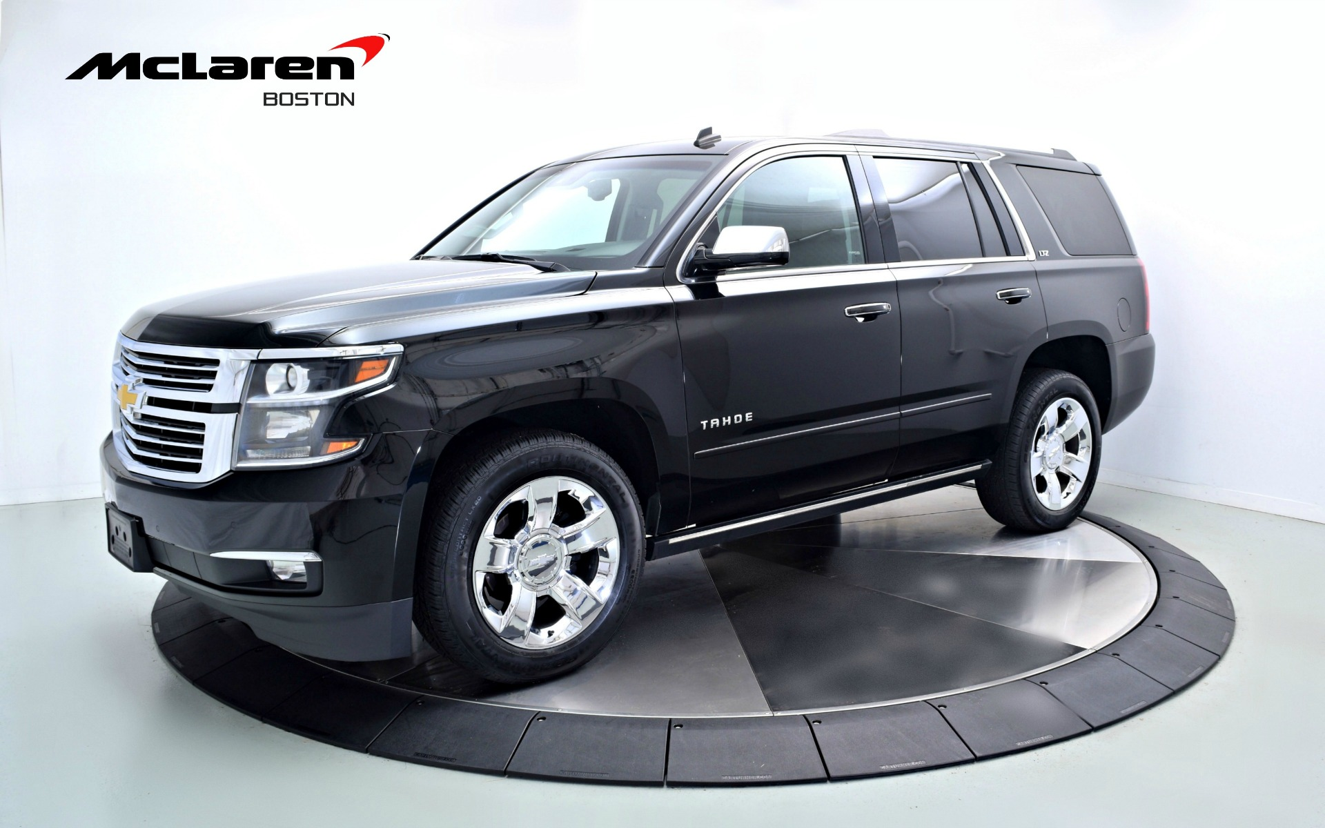 2015 Chevrolet Tahoe Ltz For Sale In Norwell Ma 22659 Mclaren Boston Chevy Used