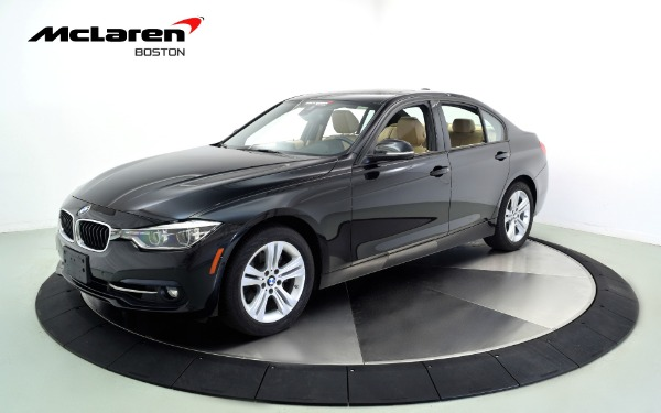 Used 2016 BMW 3 Series-Norwell, MA