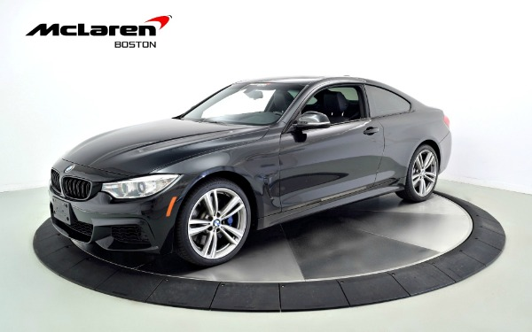 Used 2014 BMW 4 Series-Norwell, MA