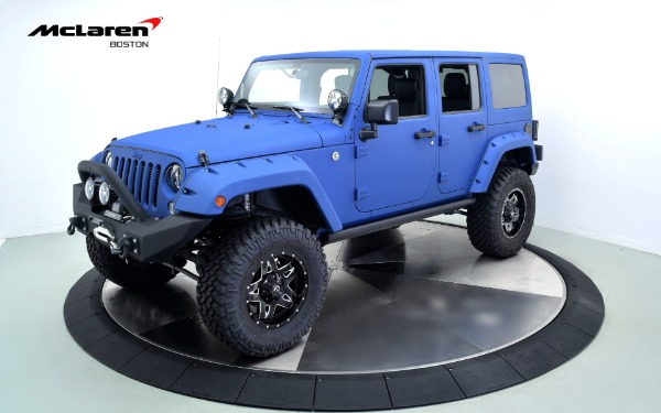 Used 2016 Jeep Wrangler Unlimited-Norwell, MA
