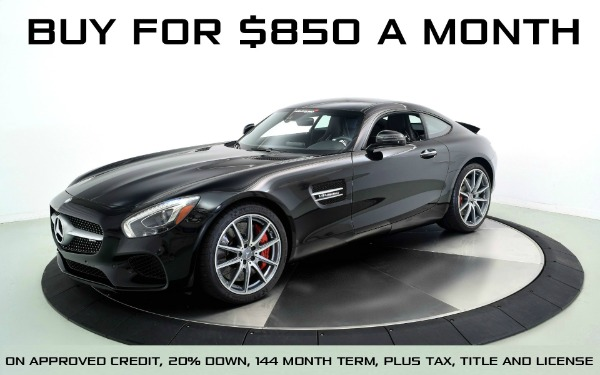 Used 2016 Mercedes-Benz AMG GT S-Norwell, MA