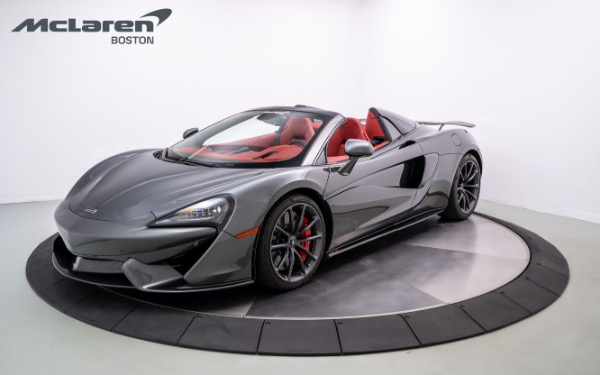 Used 2019 McLaren 570S Spider-Norwell, MA