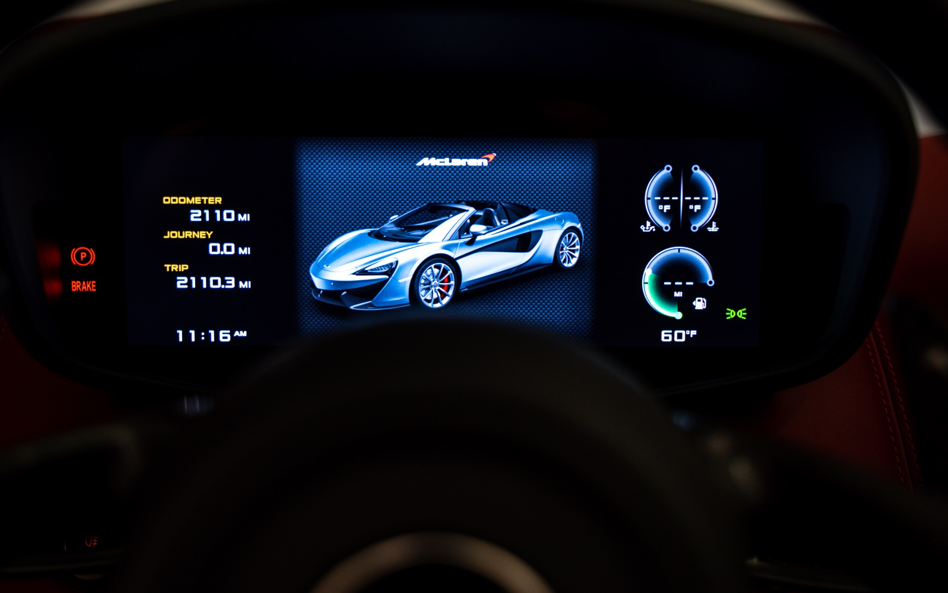 Used 2019 McLaren 570S Spider  | Norwell, MA