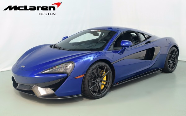Used 2016 McLaren 570S-Norwell, MA