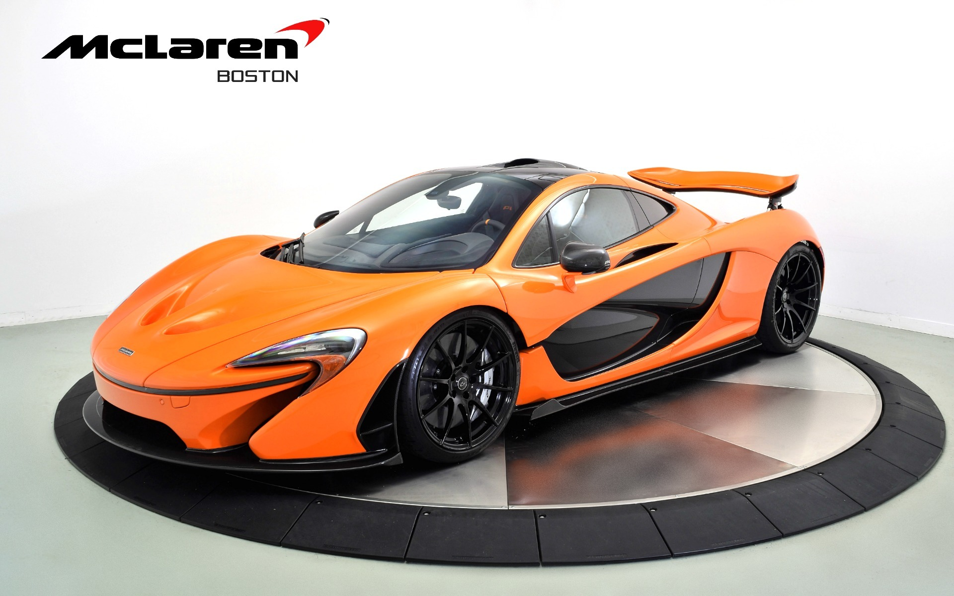 2015 McLaren P1 For Sale in Norwell MA