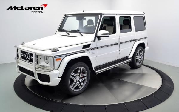 Used 2016 Mercedes-Benz G-Class-Norwell, MA