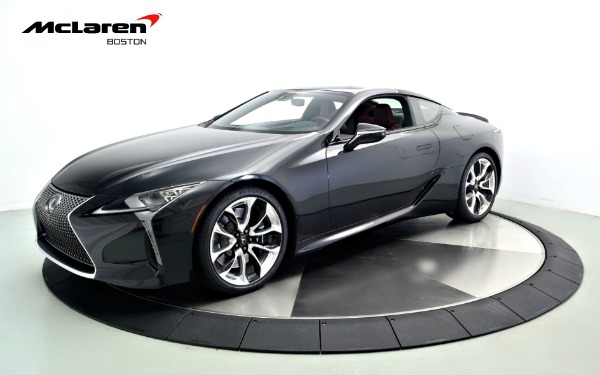 Used 2018 LEXUS LC 500-Norwell, MA