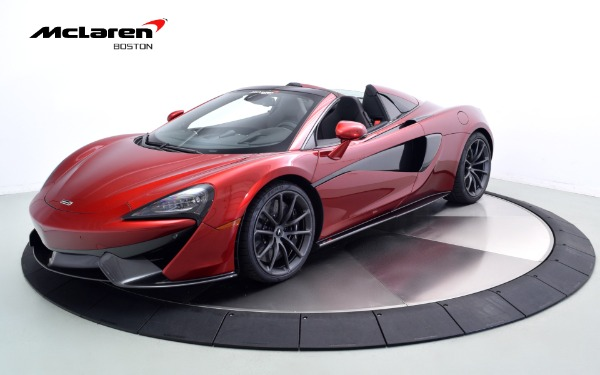 New 2019 McLaren 570S Spider-Norwell, MA