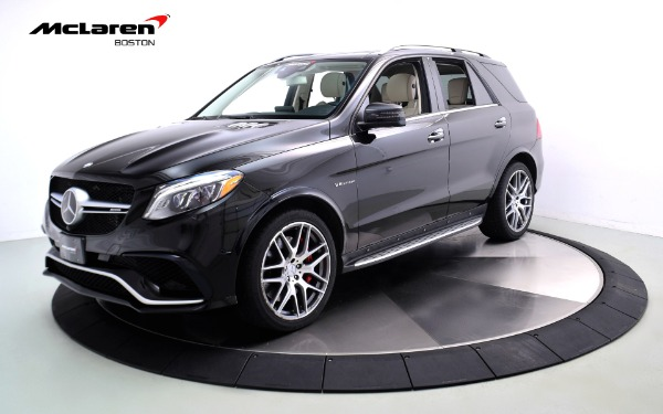 2017 Mercedes-Benz GLE 63 S AMG 4M