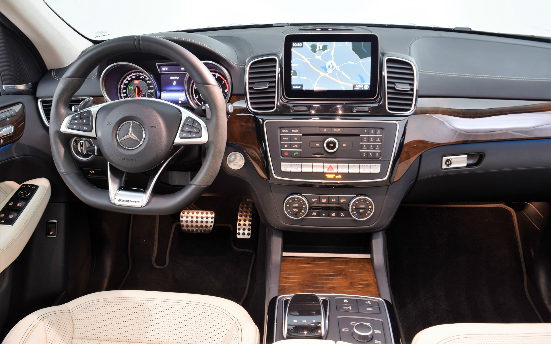 Used 2017 Mercedes-Benz GLE 63 S AMG 4M AMG GLE 63 S | Norwell, MA