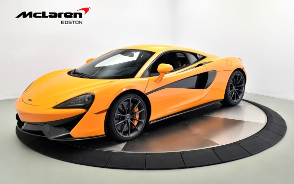 New 2019 McLaren 570S-Norwell, MA