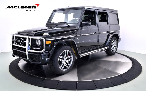Used 2013 Mercedes-Benz G63 AMG-Norwell, MA