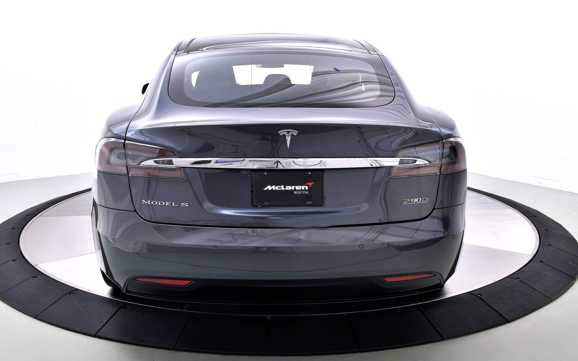 Used 2016 TESLA MODEL S P90D | Norwell, MA