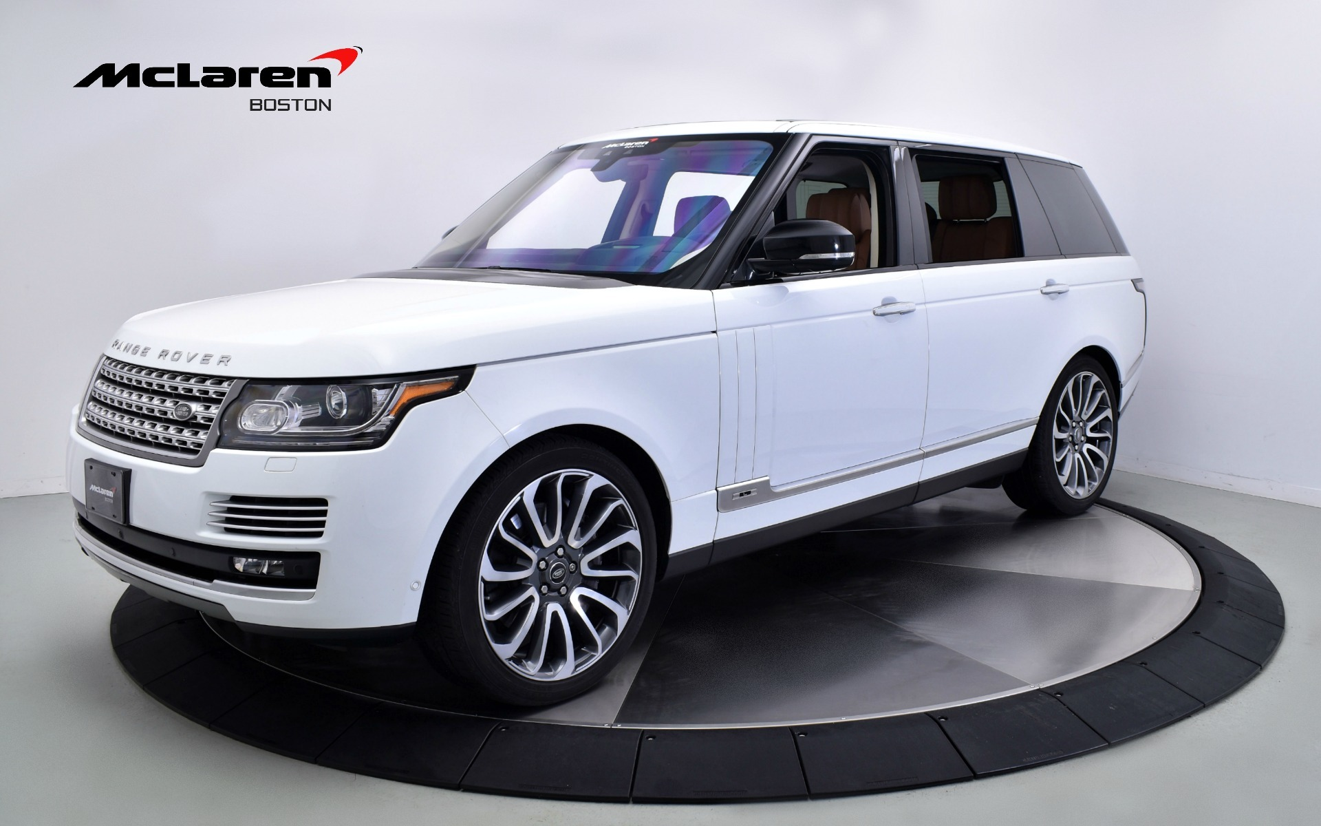 Used 2017 LAND ROVER RANGE ROVER AUTOBIOGRAPHY Autobiography LWB | Norwell, MA