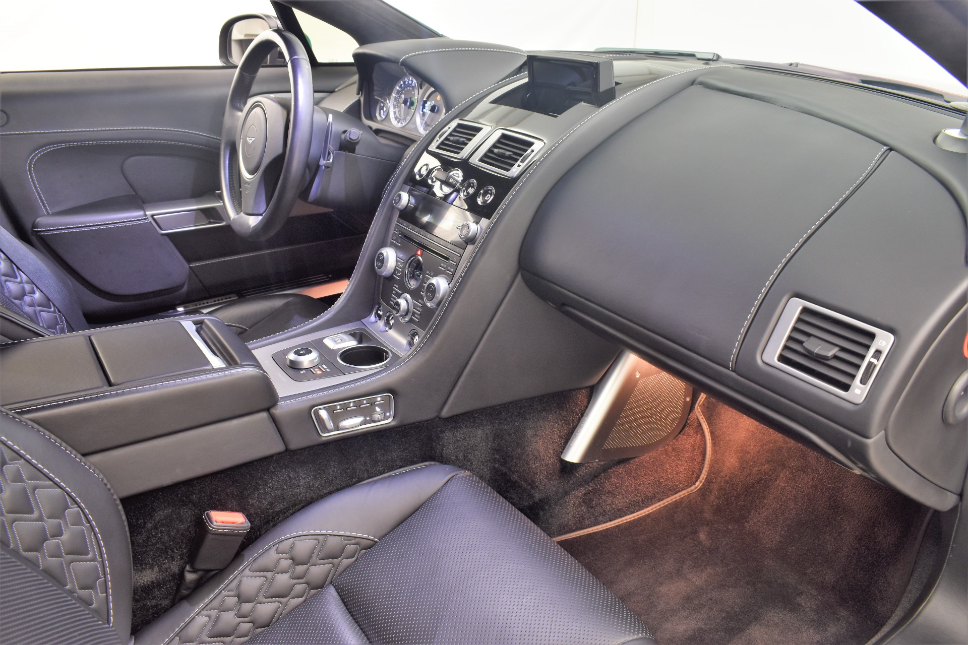 Used 2015 ASTON MARTIN RAPIDE S  | Norwell, MA