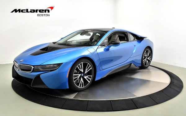 Used 2015 BMW I8-Norwell, MA