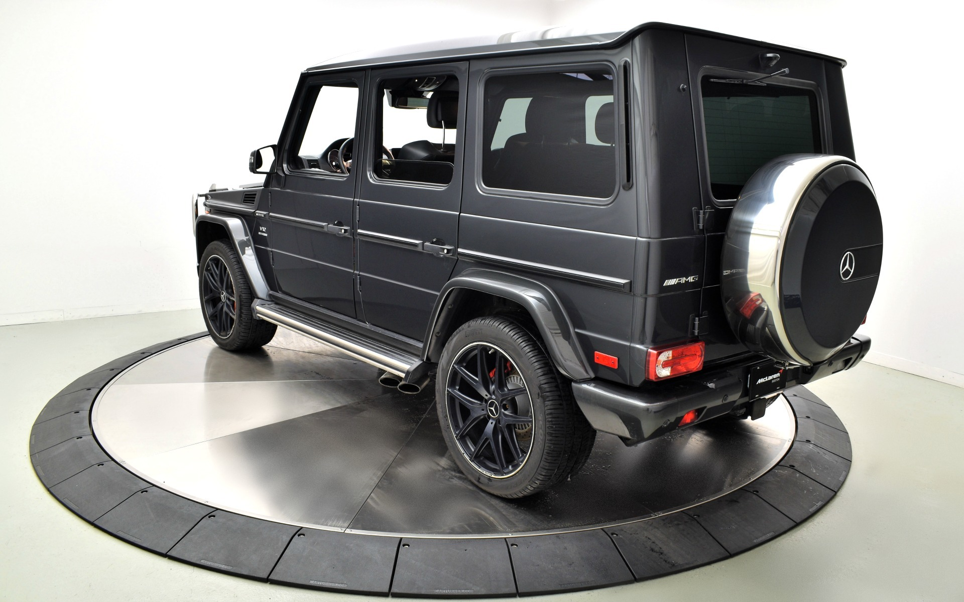 Used 2016 Mercedes-Benz G-Class AMG G 65 | Norwell, MA
