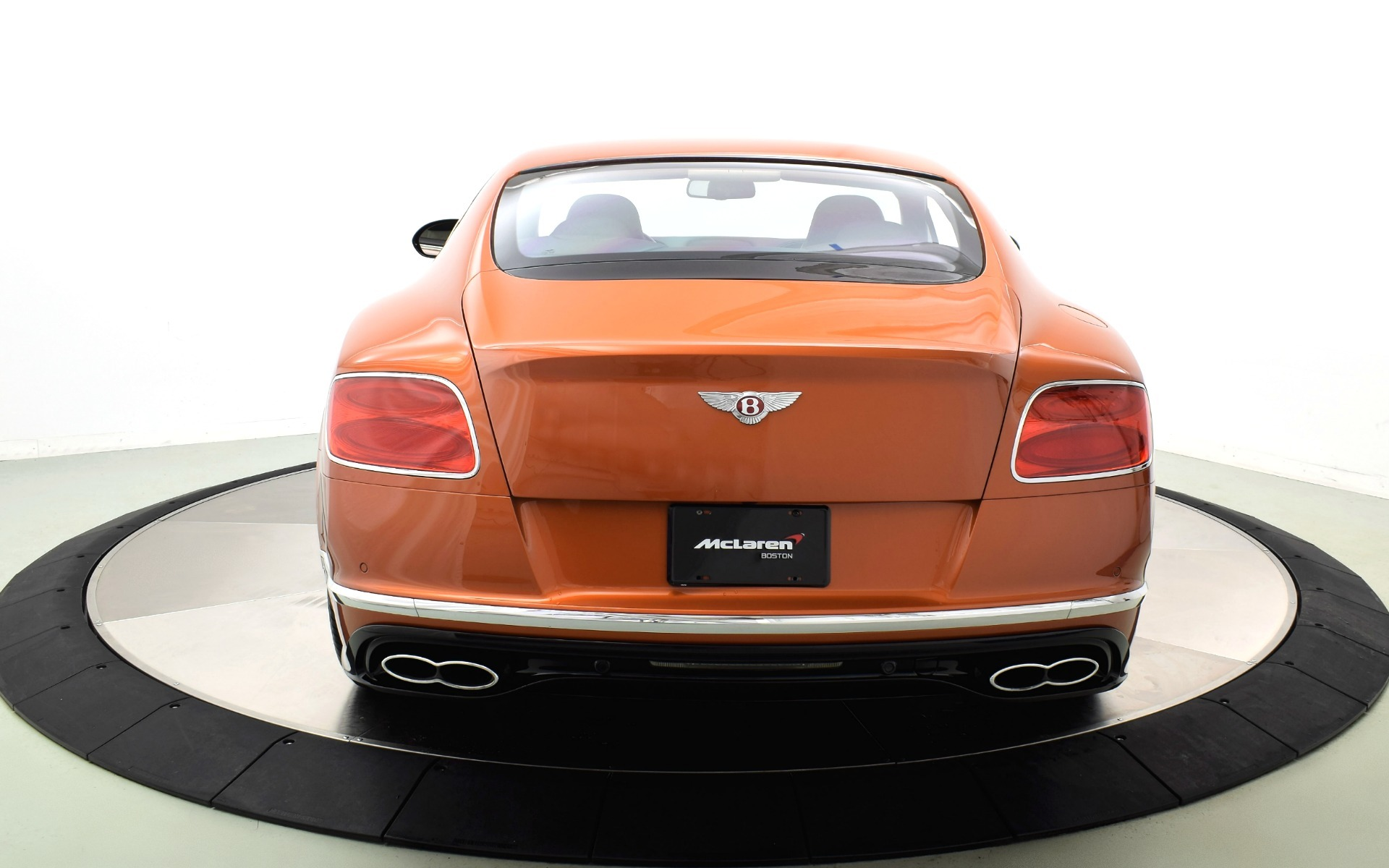 Used 2016 Bentley Continental GT V8 S | Norwell, MA