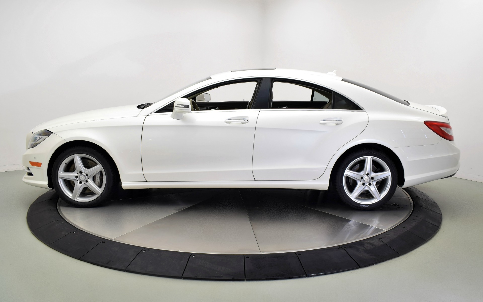 Used 2014 Mercedes-Benz CLS550 4MATIC CLS 550 4MATIC | Norwell, MA
