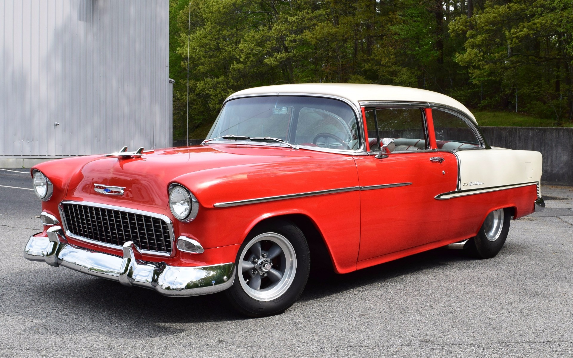 1955 Chevrolet Bel Air For Sale In Norwell Ma 131817