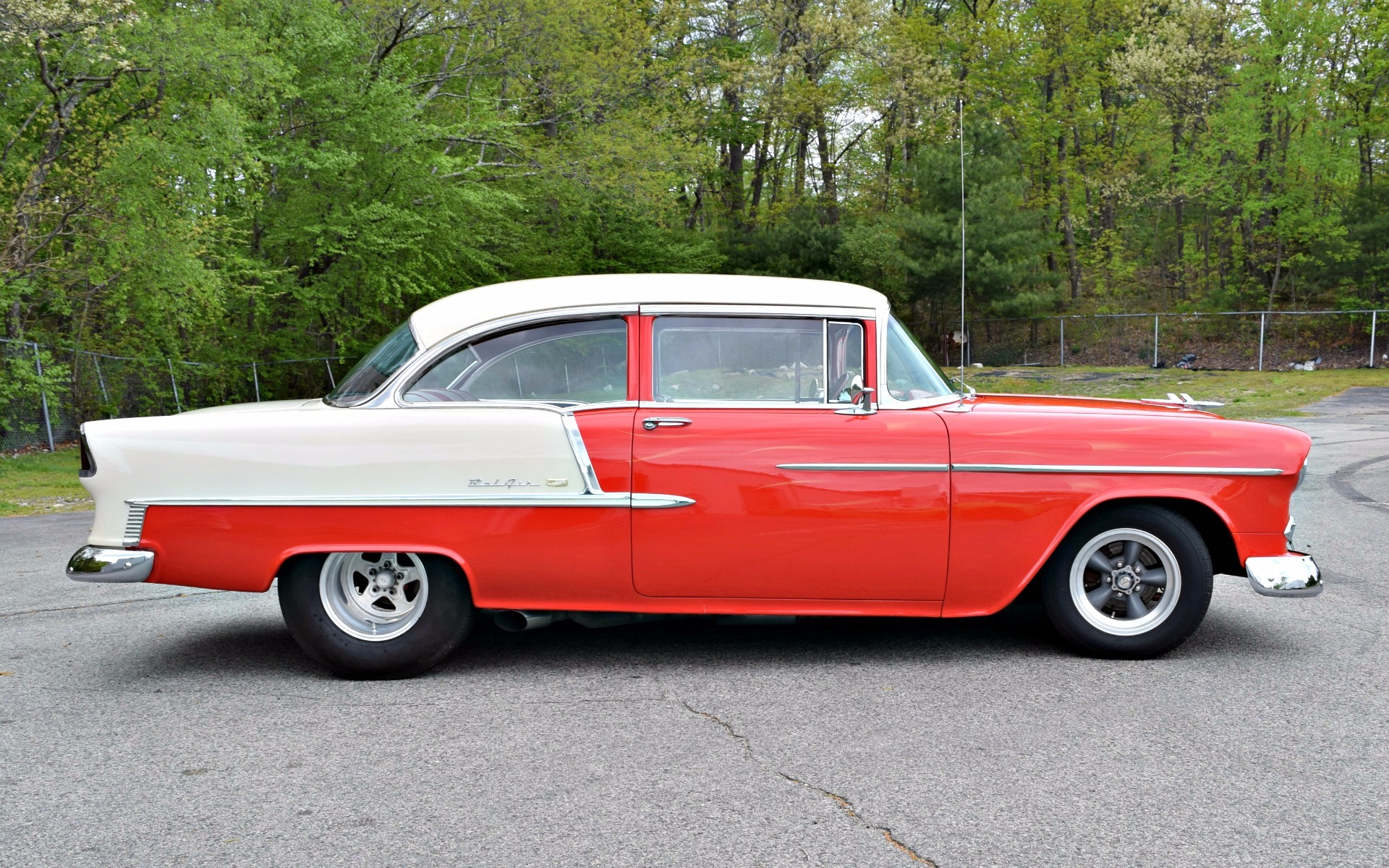 Used 1955 CHEVROLET BEL AIR  | Norwell, MA