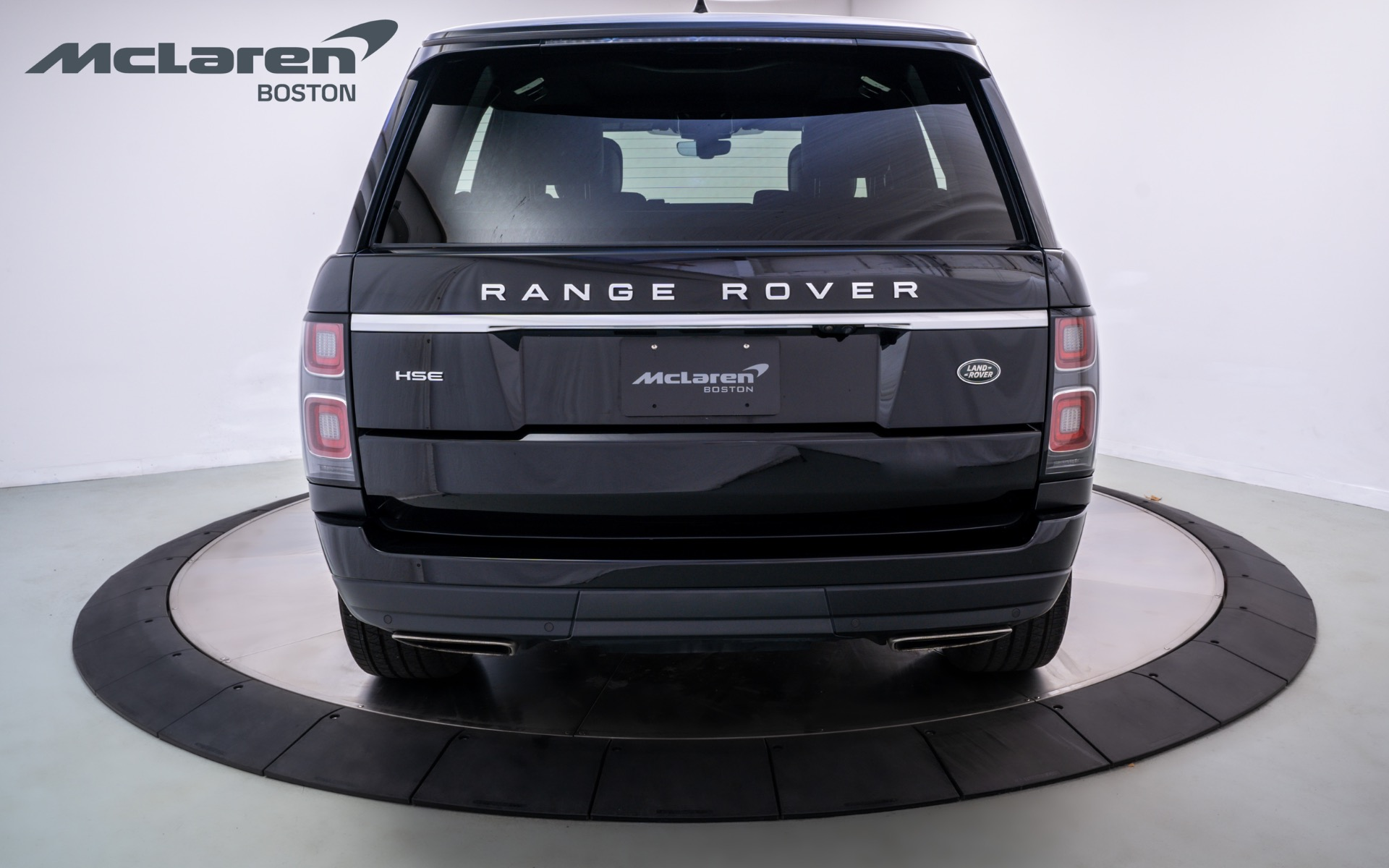 Used 2018 LAND ROVER RANGE ROVER HSE | Norwell, MA