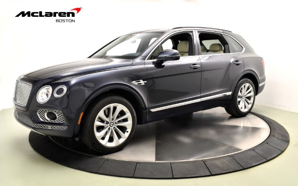 Used 2018 BENTLEY BENTAYGA-Norwell, MA