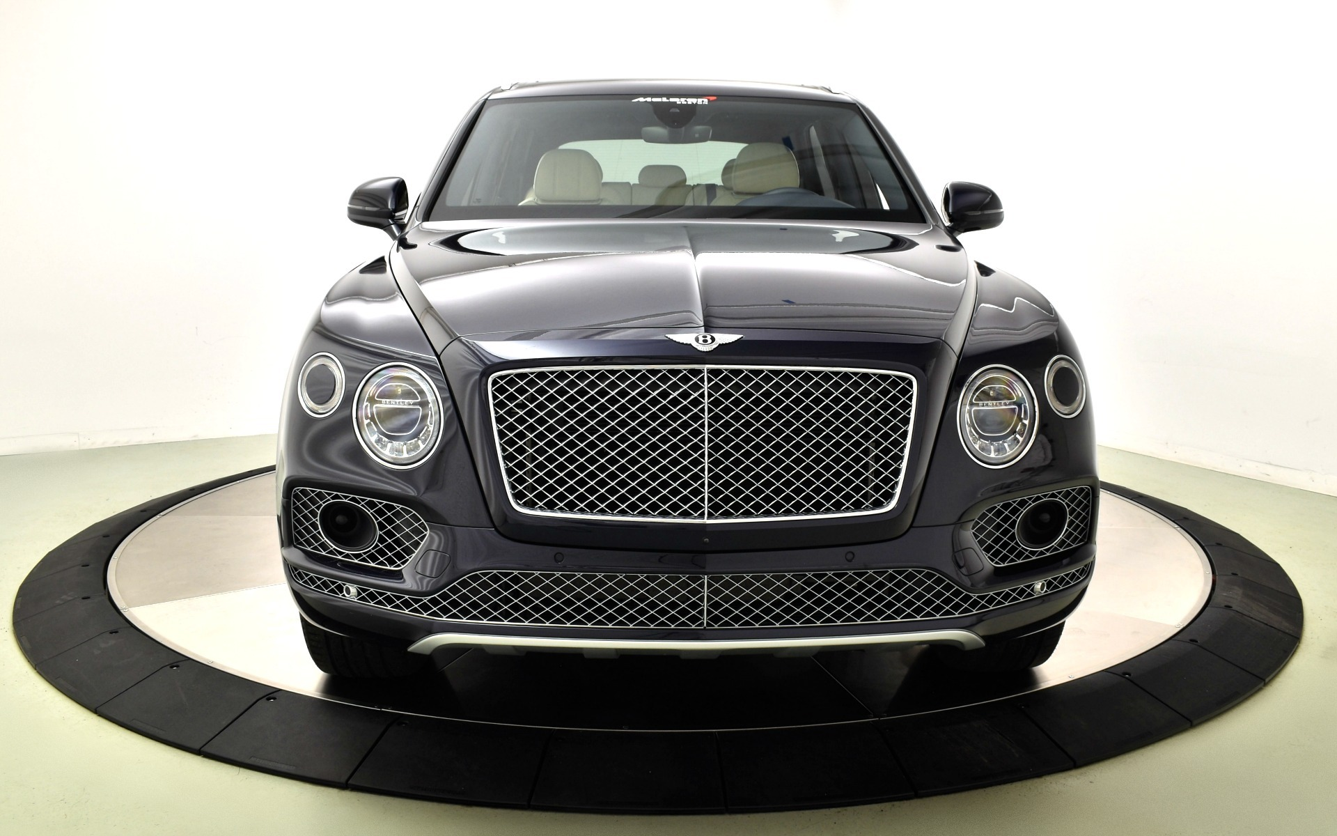 Used 2018 BENTLEY BENTAYGA Onyx Edition | Norwell, MA