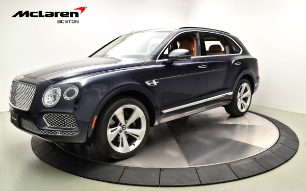 Used 2019 BENTLEY BENTAYGA-Norwell, MA
