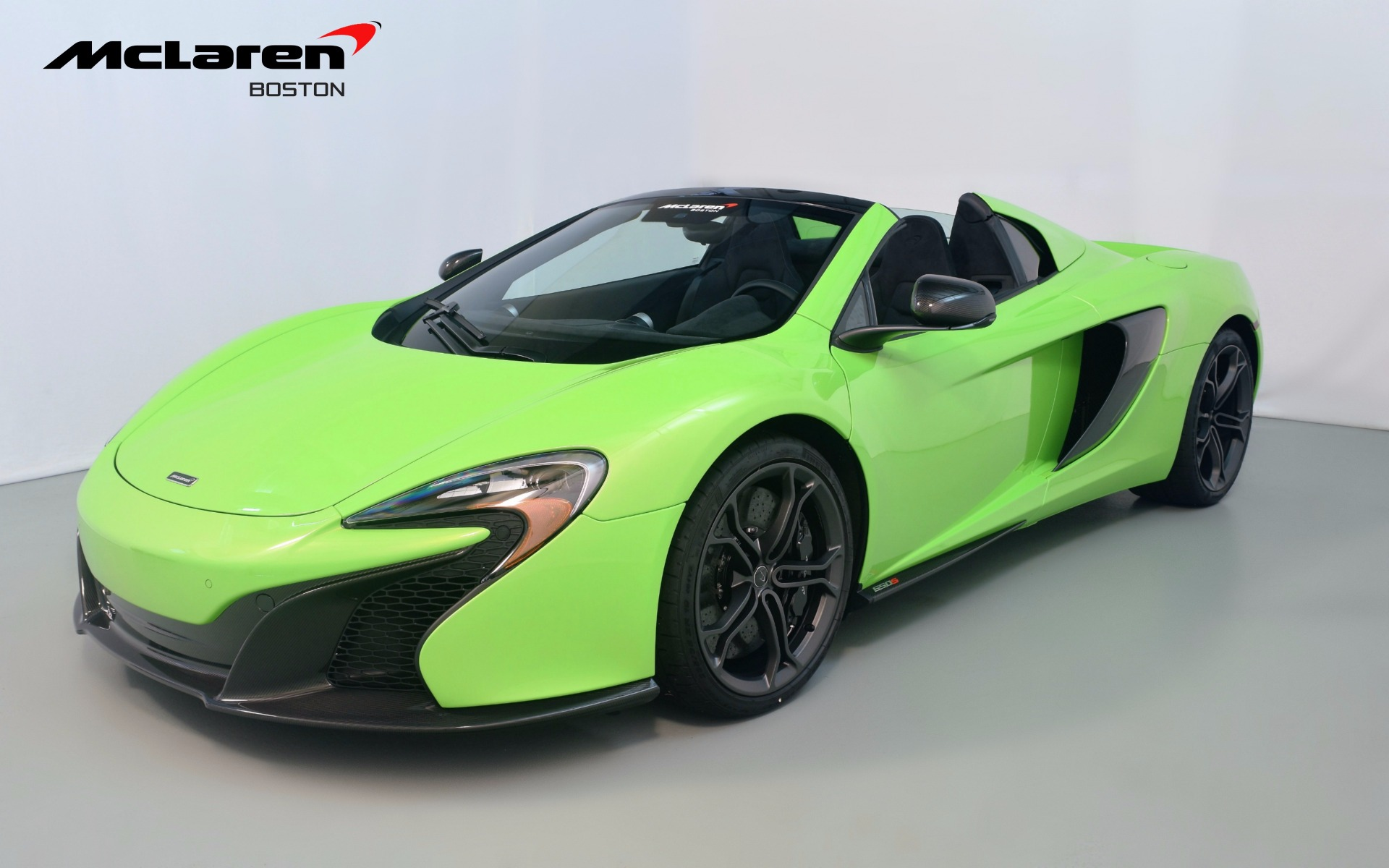 2016 mclaren 650s spider for sale in norwell ma 006069 mclaren boston. Black Bedroom Furniture Sets. Home Design Ideas