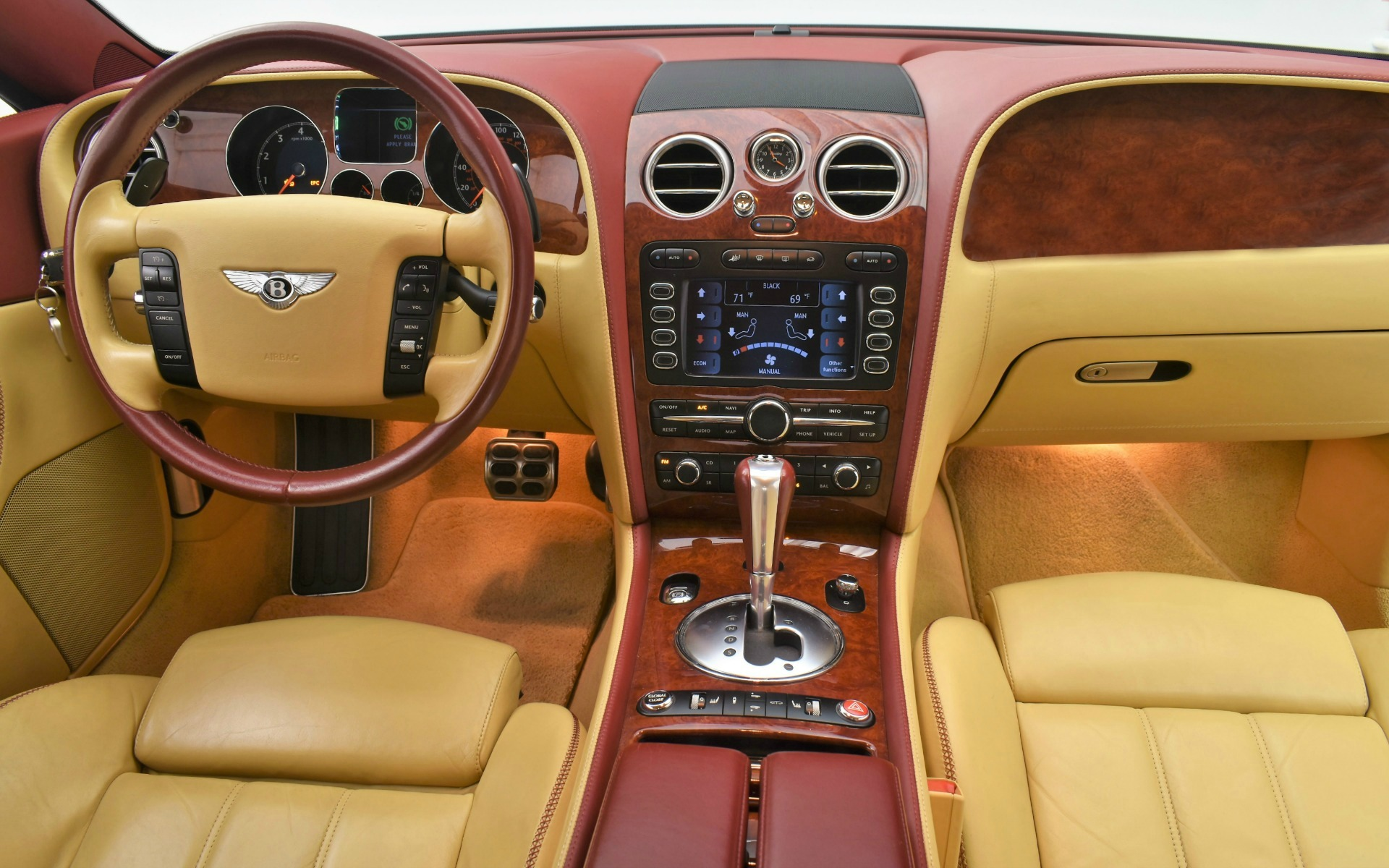 Used 2005 BENTLEY CONTINENTAL GT Turbo | Norwell, MA