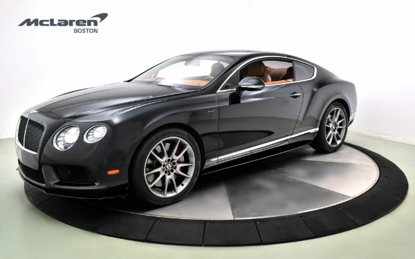 Used 2015 BENTLEY CONTINENTAL GT-Norwell, MA