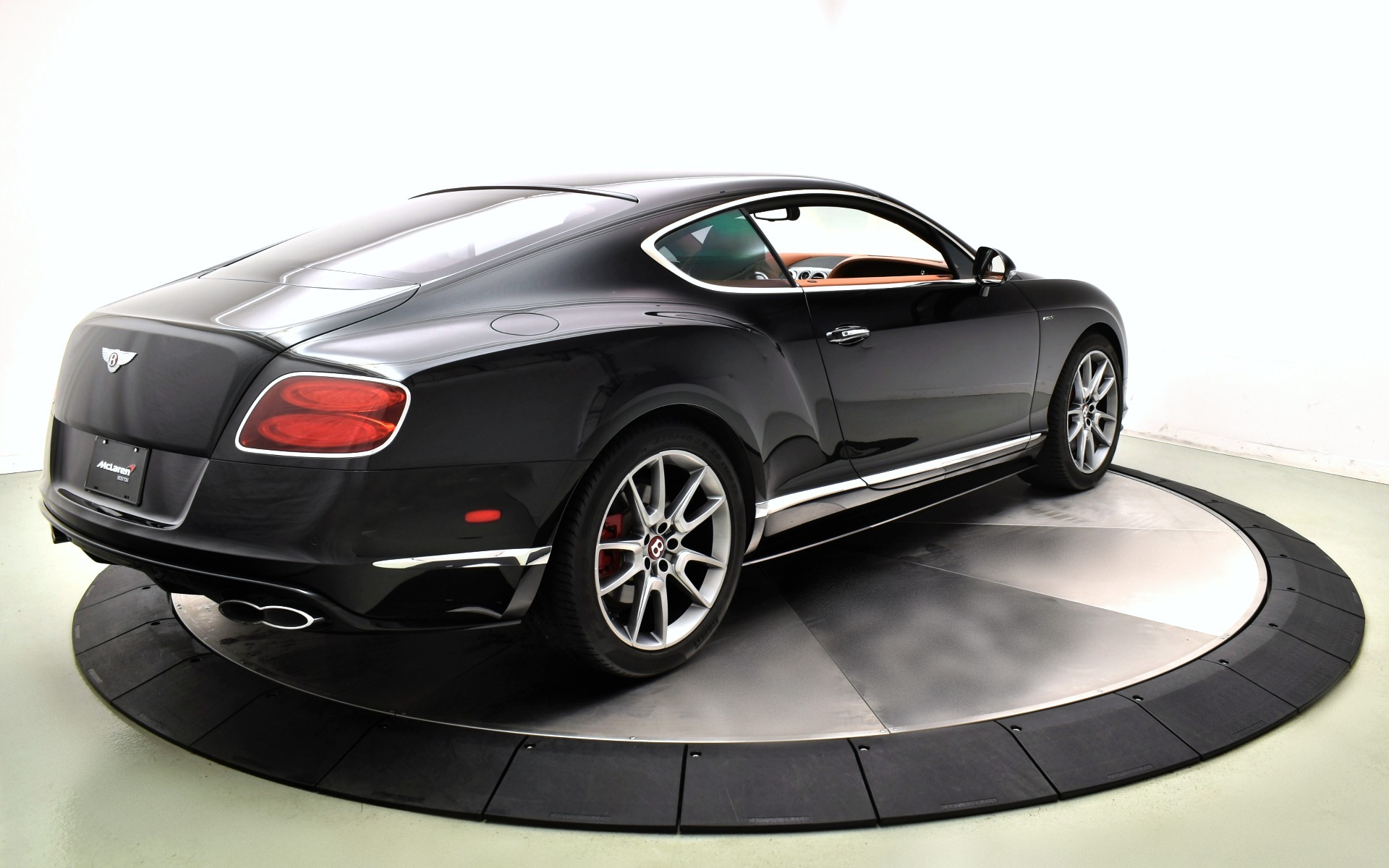 Used 2015 BENTLEY CONTINENTAL GT V8 S | Norwell, MA