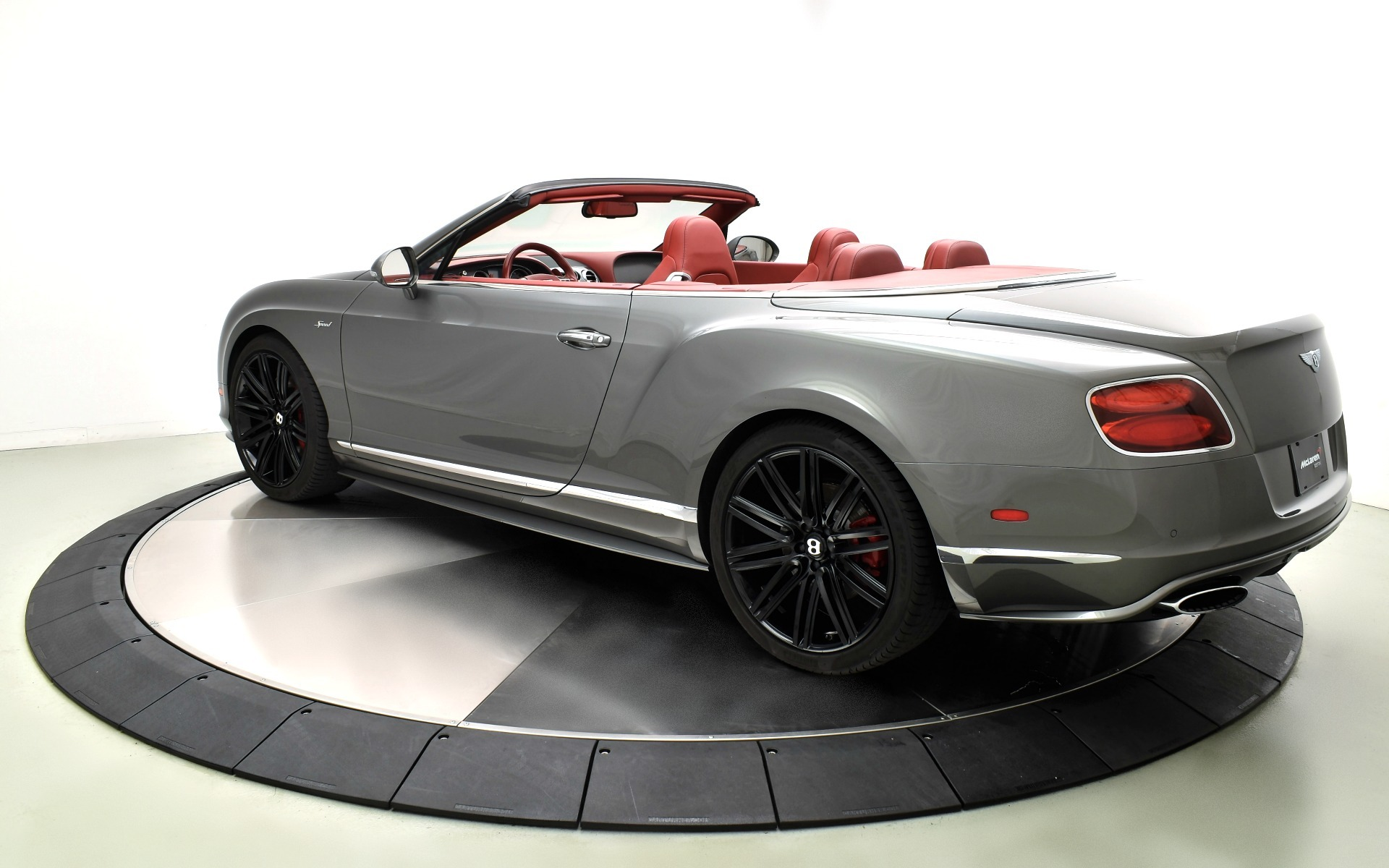Used 2015 BENTLEY CONTINENTAL GTC Speed | Norwell, MA