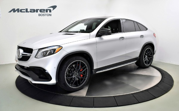 Used 2019 Mercedes-Benz GLE COUPE 63 AM-Norwell, MA