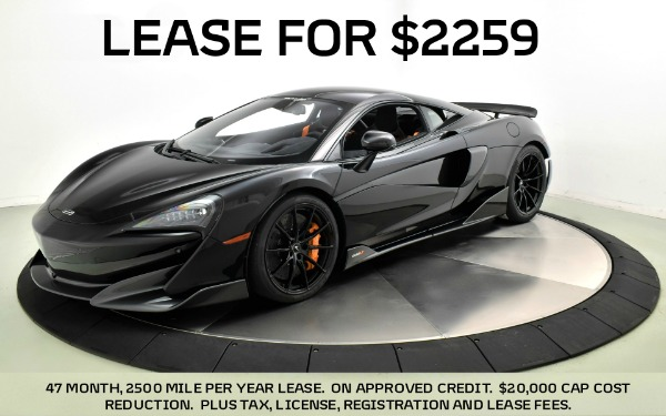 New 2019 McLaren 600LT-Norwell, MA