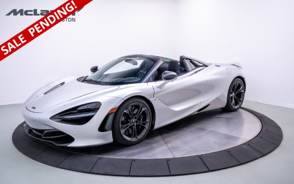 Used 2020 McLaren 720S-Norwell, MA