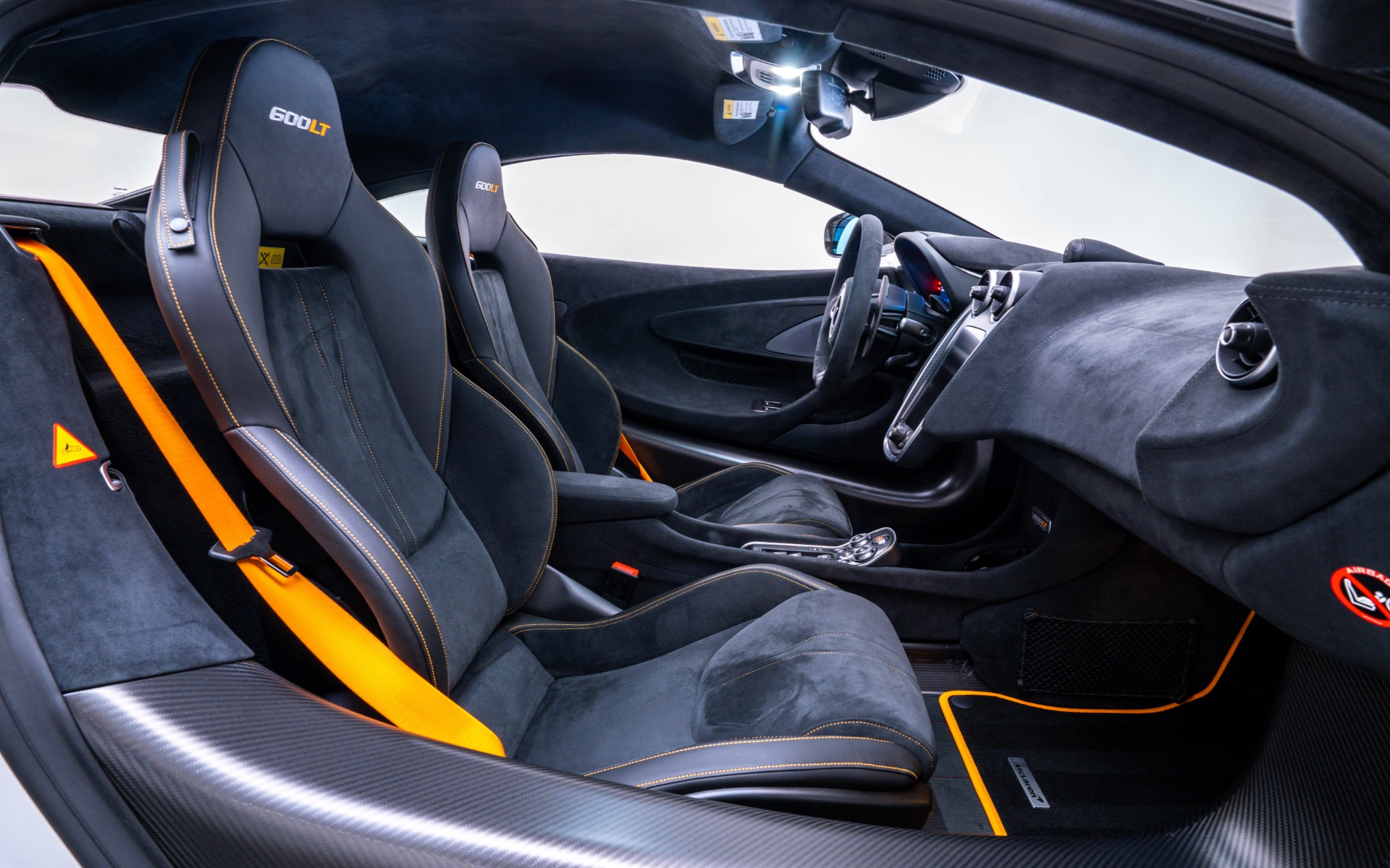 Used 2019 McLaren 600LT  | Norwell, MA