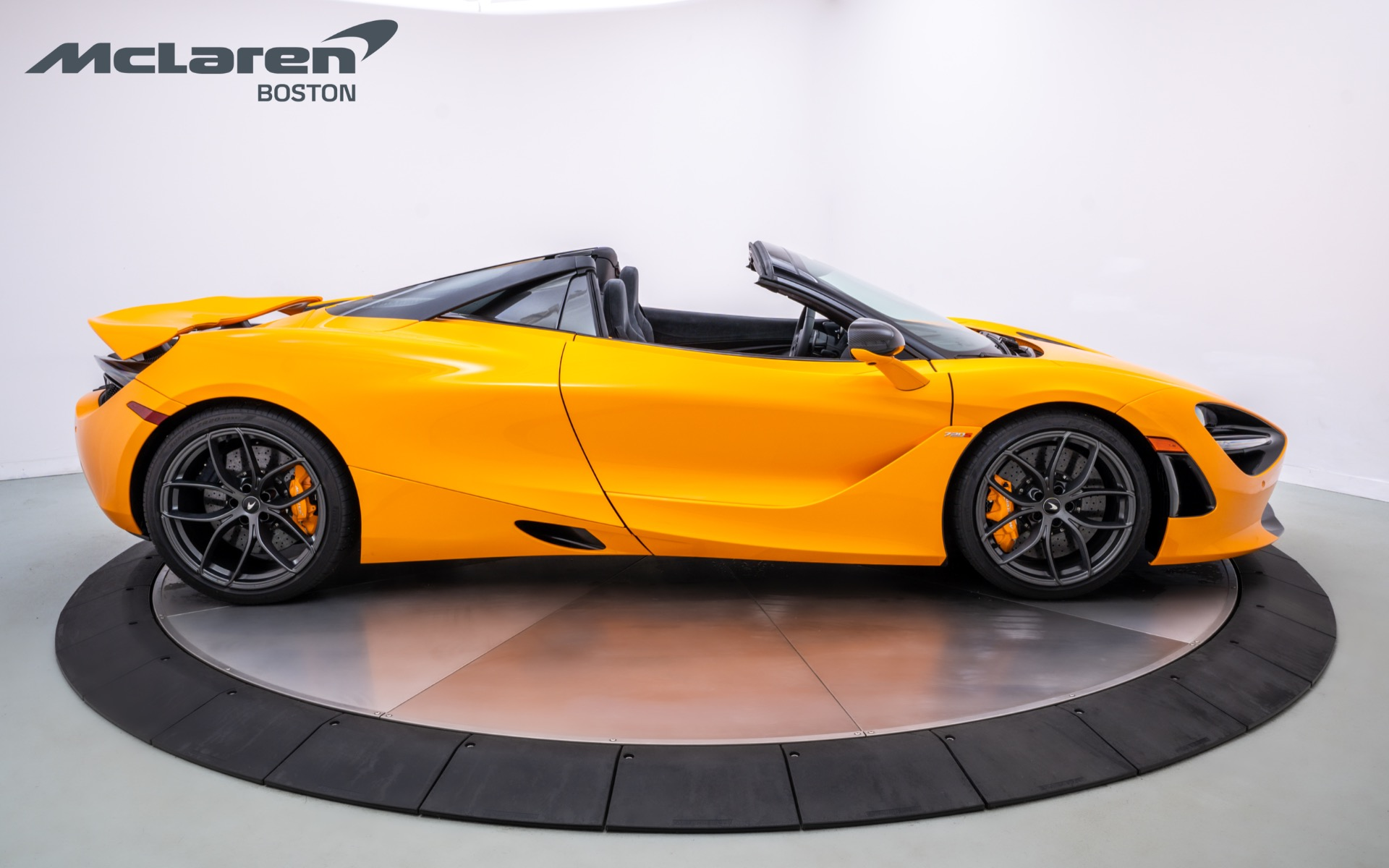 New 2020 McLaren 720 Spider Performance | Norwell, MA