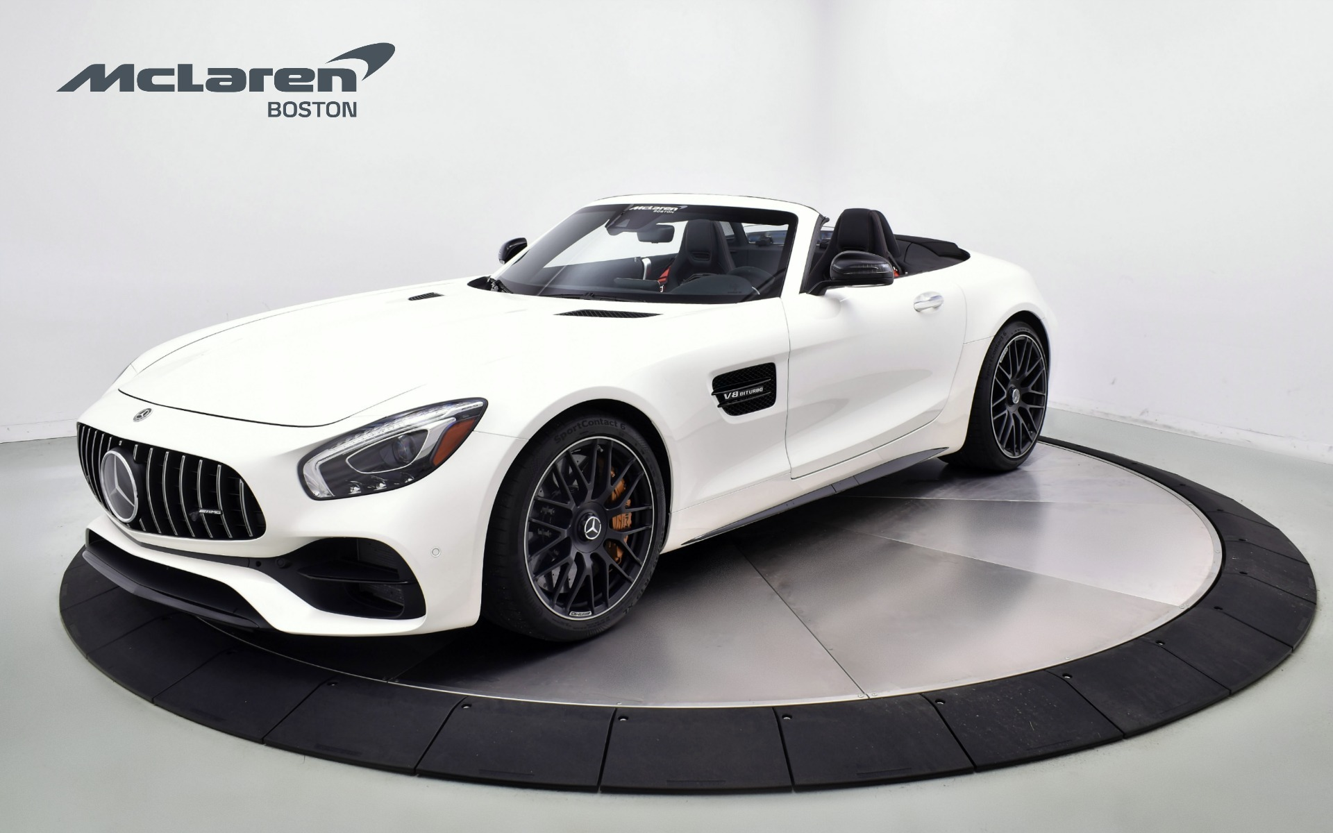 Used 2018 Mercedes-Benz AMG GT C | Norwell, MA