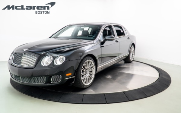 Used 2012 BENTLEY CONTINENTAL-Norwell, MA