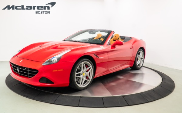 Used 2017 Ferrari California T-Norwell, MA