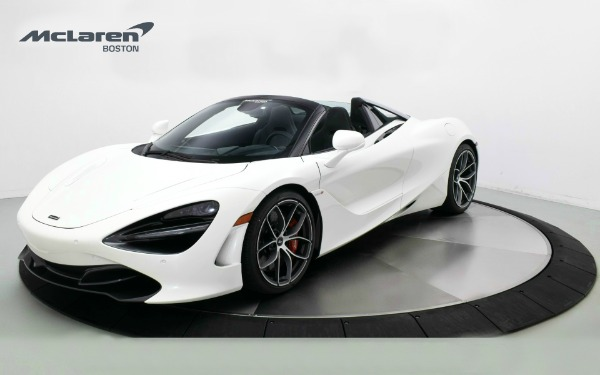 New 2020 McLaren 720S Spider-Norwell, MA