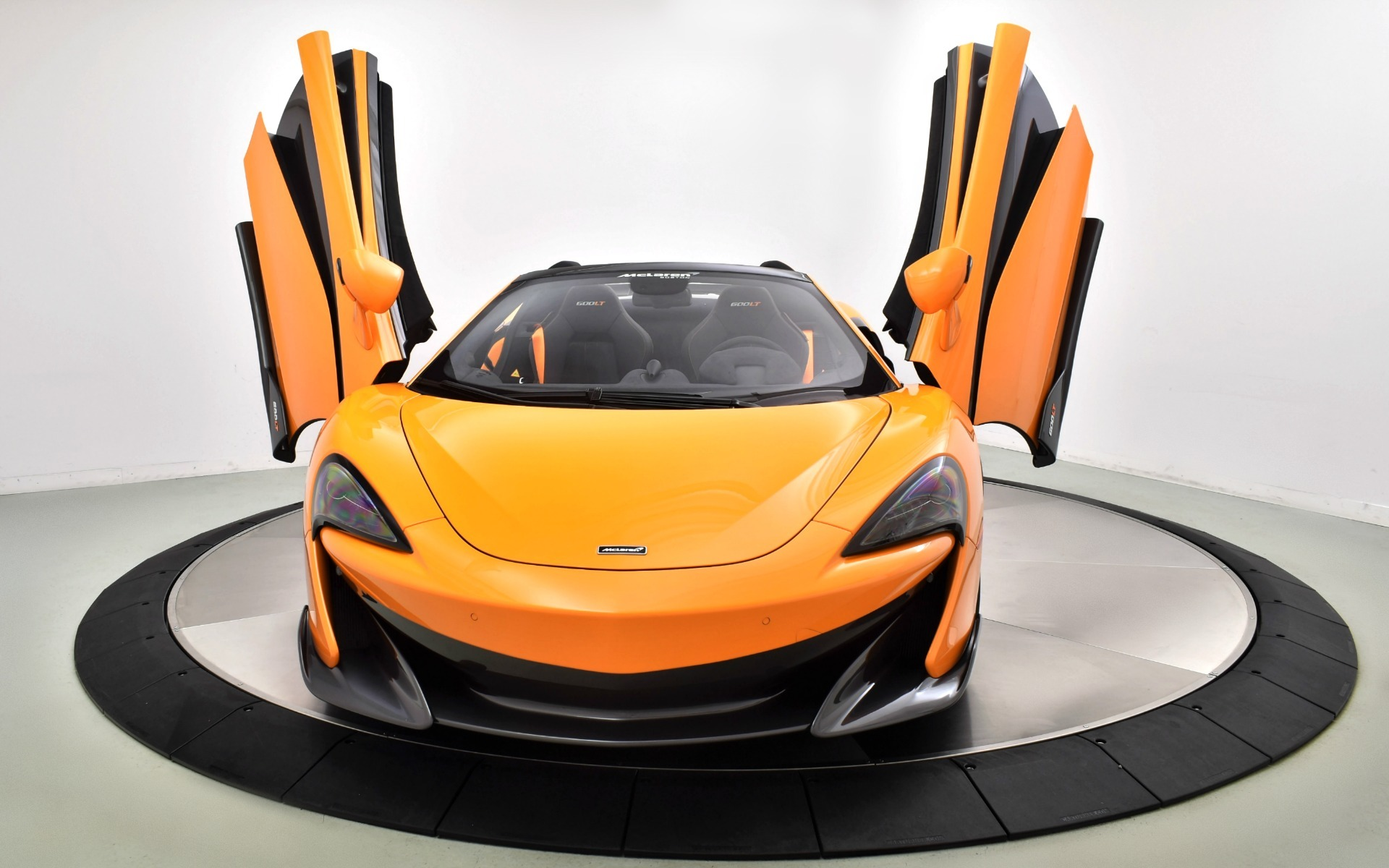 New 2020 MCLAREN 600LT SPIDER  | Norwell, MA