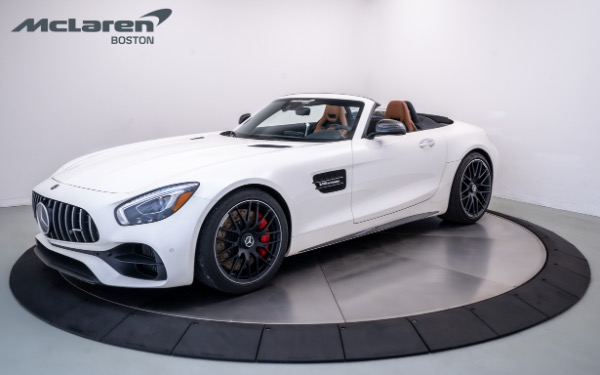 Used 2018 Mercedes-Benz AMG GT-Norwell, MA