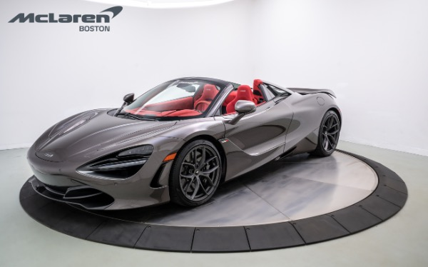 Used 2020 MCLAREN 720S Spider-Norwell, MA